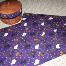 NEW LONGABERGER Purple Halloween Party Placemats SET OF 2