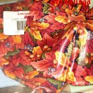1996 Longaberger Small Pumpkin Basket Fall Foliage Standup LINER ONLY + FREE SHIPPING