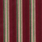 NEW Longaberger 5 YARD FABRIC - Holiday Stripe