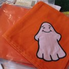 NEW Longaberger Halloween GHOST Napkins Set of 2