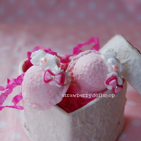 Ice cream scoop ring (L)