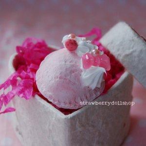 Ice cream scoop ring (M)