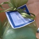 16oz Lemongrass Bella Bath Salts in Organza Bag