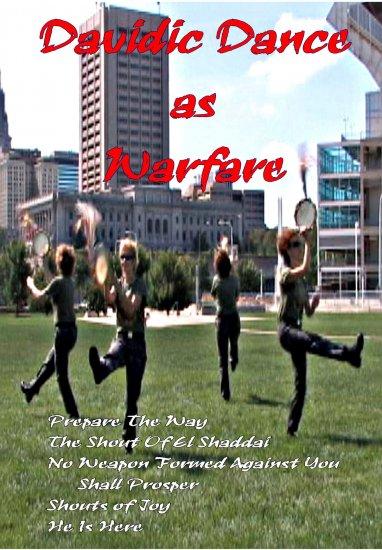 Davidic Dance as Warfare