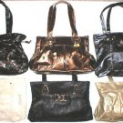 WHOLESALE LOT 10 DESIGNER LOOK LARGE HANDBAGS HAND BAGS