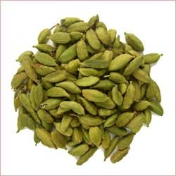 Cardamom pods whole, green 1 Pound