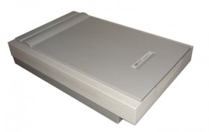 HP ScanJet IIc Color Flatbed Scanner