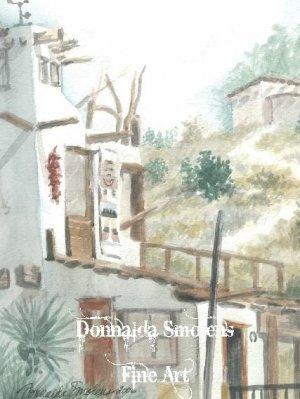 Cabot's 28 watercolor by Donnalda Smolens