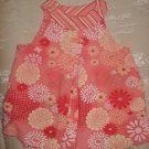 Free Shipping Peach CARTERS Summer Dress 24mo