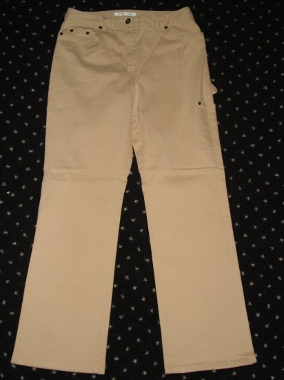 *Free Shipping* NWOT Jones Wear Cargo Khakis 10