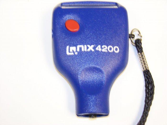 Paint Meter- QuaNix 4200 -(Fe 120mil) visit: www.testcoat-usa.com or call: 18006784370