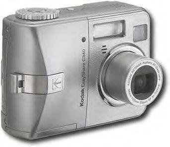 Kodak EasyShare 5.0-Megapixel Zoom Digital Camera