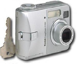 Kodak EasyShare 4.0-Megapixel Zoom Digital Camera