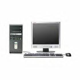 Compaq Presario Media Center SR1830NX Desktop PC