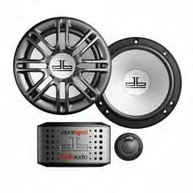 Polk Audio DB 6500 6.5-Inch 2-Way Marine-Certified Vehicle Speaker System with External Crossover