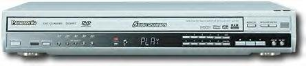 Panasonic 5-Disc Progressive-Scan DVD Changer - Silver