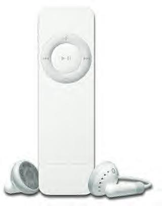 Apple iPod shuffle 512MB MP3 Player