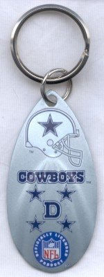 Dallas Cowboys Key Chain