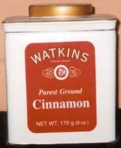 Watkins Limited Edition Cookie Jar