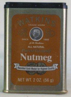 Watkins Purest Ground Nutmeg