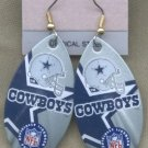 Dallas Cowboys Ear Rings