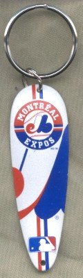 Montreal Expos Key Chain