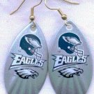 Philadelphia Eagles Ear Rings