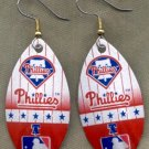 Philadelphia Phillies Ear Rings