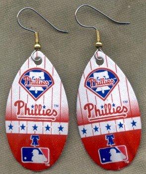 Philadelphia Phillies Ear Rings