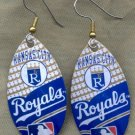 Kansas City Royals Ear Rings