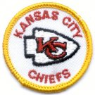 Kansas City Chiefs Embroidered Patch