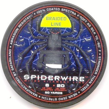 Spider Wire Braided Line