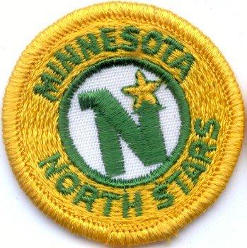 Minnesota North Star Patch