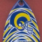 St. Louis Rams Key Chain