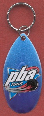Pro Bowlers Association Key Chain