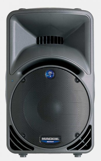 Mackie SRM 450 Powered Speaker