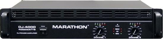Marathon DJ 4000 Amplifier