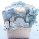 Luxurious Baby Boy Basket