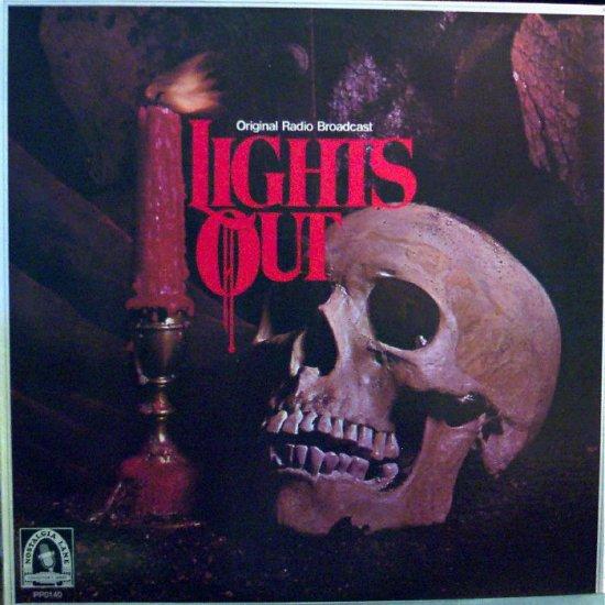 "Arch Oboler ""Lights Out"" CD"