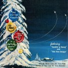 "The United States Air Force Presents ""The Now Sound Of Christmas"" and ""A Christmas Party 1968"" CD"