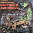 BBC SOUND EFFECTS MORE DEATH AND HORROR NO. 21 CD