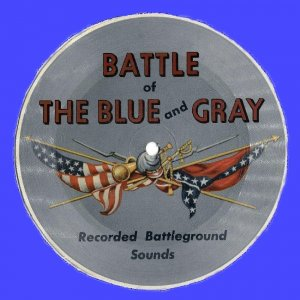 Battle Of The Blue And Gray Battleground Sounds CD NEW