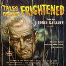 Boris Karloff Tales Of The Frightened Part I CD