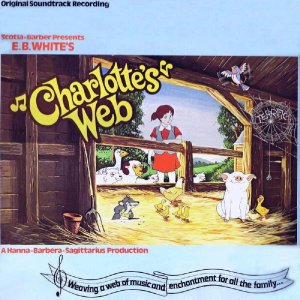 Charlotte's Web Original Soundtrack CD