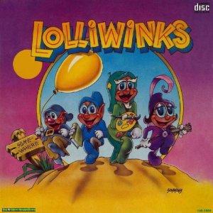 Lolliwinks CD VERY RARE