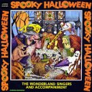 Spooky Halloween CD