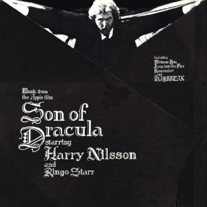 Harry Nilsson Son Of Dracula Movie Soundtrack Music CD