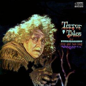 Terror Tales By The Old Sea Hag - Martha Wentworth CD