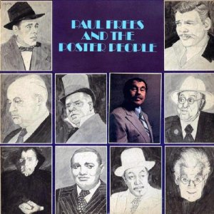 Paul Frees And The Poster People CD