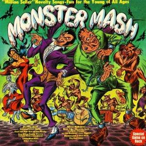 Monster Mash Music CD